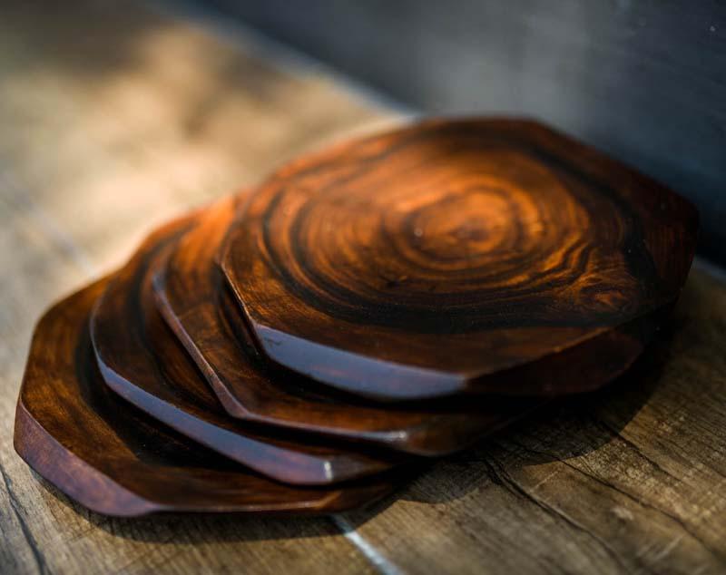 Edge Quarter plates