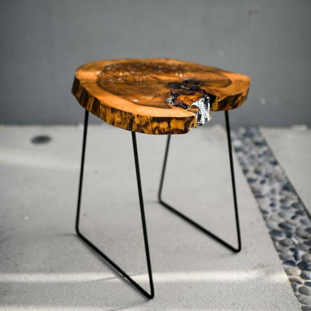 Panr End Table
