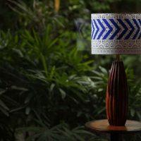 Ajrak Lamp - Classic