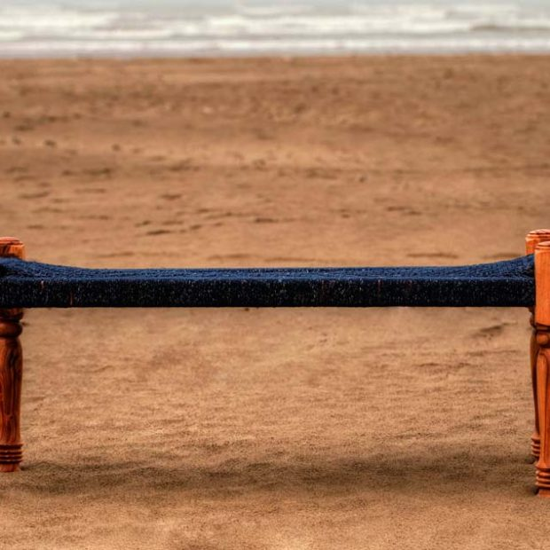 Bench - Charpai Series
